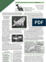 Winter 2003 Endangered Habitats League Newsletter
