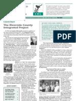 Fall 2003 Endangered Habitats League Newsletter