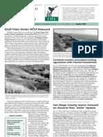 Summer 2003 Endangered Habitats League Newsletter