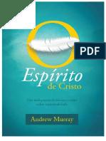 Andrew Murray Espirito de Cristo Trecho