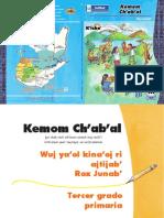 Kemon ch'abäl K'iche' LT 3º