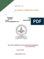 4g Magic Communication