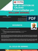 EXPOSICION WILLIAM DEMING GRUPO 1
