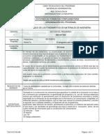 22330048. MANEJO DE LOS FUNDAMENTOS DE MATERIALES DE INGENIERIA