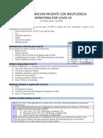 4. Manejo intubacion paciente con insuficiencia respiratoria por Covid