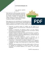 Paradores Nacionales de Turismo de España.docx