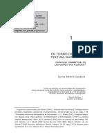 SEMI+ôTICA Y AN+üLISIS DEL DISCURSO 2010 - Doc 5 gram+ítica f+¡lmica y signo textual narrativo - I. nociones y categor+¡as