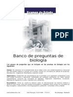 Banco de preguntas de biología (1)