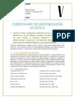 Cuestionario Microbiología
