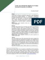 CIORDIA 2014 Derechos y protección- una articulación singular en el campo institucional de atención a la infancia