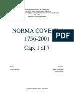 norma 1756 resumen
