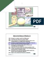 History of Plastic