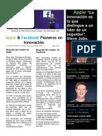 Noticia Apple y Facebook Eje 4 Teoria O.