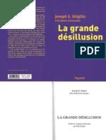 OUVRAGE_ La Grande Des Illusion_ STIGLITZ
