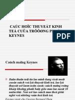 Chuong 8-Hoc Thuyet Keynes