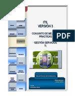 Manual Tecnico ITIL v3 EN ESPAÑOL