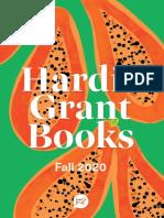Hardie Grant Fall 2020 Catalog