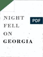 Night Fell on Georgia FULL.pdf