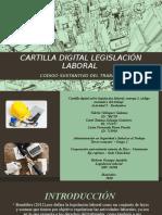 CARTILLA DIGITAL LEGISLACIÓN LABORAL