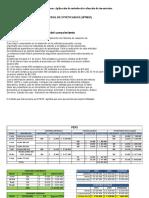 Estudio de Caso Aplicación de Métodos de Valuación de Inventarios