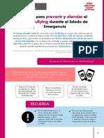 Pautas para prevenir y atender el ciberbullying durante el Estado de Emergencia (2)