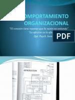 COMPORTAMIENTO ORGANIZACIONAL, ESQUEMAS