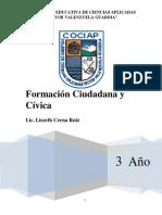 formacion ciudadana y civica 3° secundaria