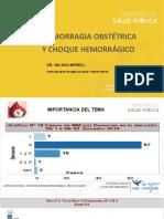 HEMORRAGIA OBSTETRICA HUAQUILLAS