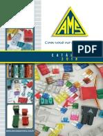 Catalogo AMS