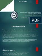 Soldadura diapositivas