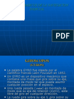Principios Basicos de Sistema Giroscopico
