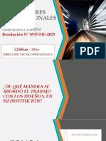 DISEÑOS CURRICULARES JURISDICCIONALES Educación Primaria