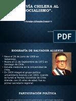 Exposición Latina- Salvador Allende