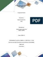 Componente Práctico Instrumentación Médica