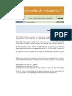taller anualidades y sistemas de amortizacion actividad 7
