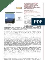 Tenuta Di Fessina e Villa Petriolo in Degustazione a Misterbianco (CT) Il 13 Gennaio 2011