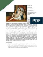 Sir Peter Lely desnudo barroco