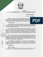 Protocolo Sanitario Sectorial Ante El Covid-19 Para Hoteles Categorizados