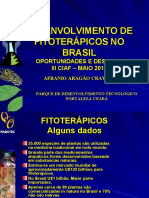 DESENVOLVIMENTO DE FITOTERAPICOS NO BRASIL.ppt