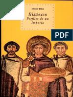 Antonio Bravo Bizancio. Perfiles de un Imperio. pp. 5-39