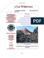 Winter 2004 Nevada Wilderness Project Newsletter