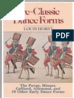 Louis Horst - Pre-Classic Dance Forms (1987).pdf