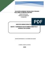 venta y dispensacion de medicamentos y productos afines-CLASES (1).docx