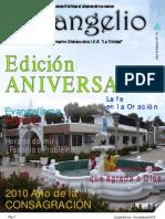 Evangelio III Aniversario