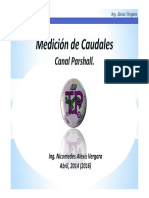 TA09-Medición de Caudales en PTAP