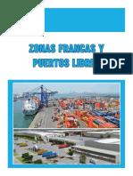 RESUMEN EJECUTIVO ZONAS FRANCAS Y PUERTOS LIBRES