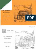 1981 - Morales, Daniel - Los alfareros de Huánuco (PAG INCOMPL)