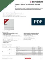 Data Sheet Model CB 060 en