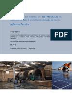 Informe 2 Expediente de construcción del sistema de distribución de aire caliente a la cámara de secado utilizando energía solar para el secado de cuero.