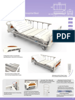ES-02FDS_Electric Hospital Bed